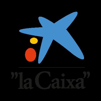 La Caixa logo vector