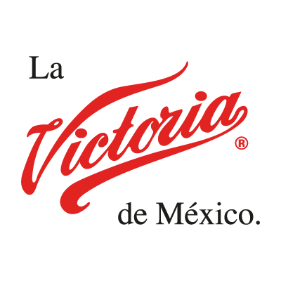 La Victoria de Mexico logo vector