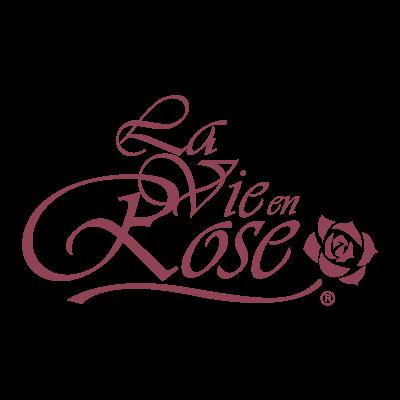 La vie en Rose logo vector
