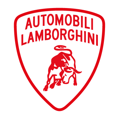 Lamborghini Automobili logo vector