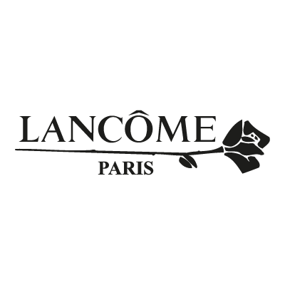 Lancome Paris logo vector