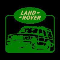 Land Rover Auto vector logo