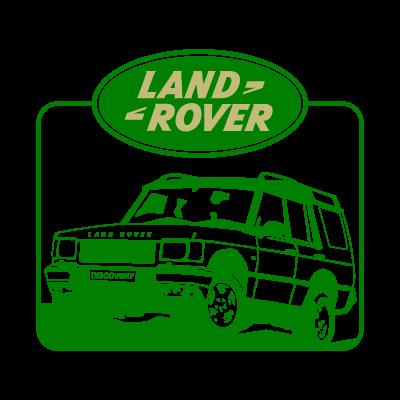 Land Rover Auto logo vector