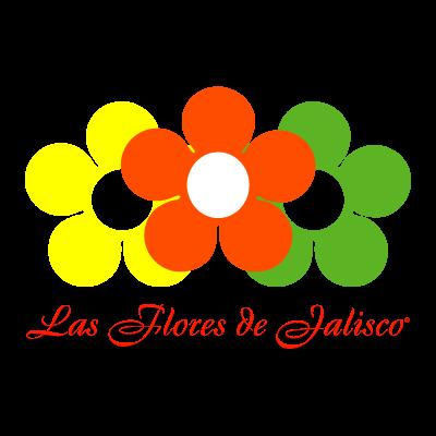 Las Flores de Jalisco logo vector