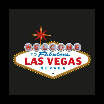 Las Vegas Nevada vector logo