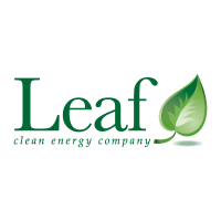 Leaf vector logo