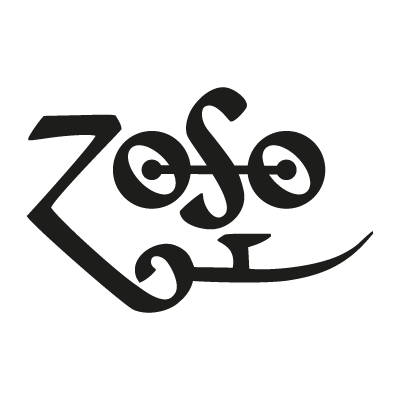 Led Zeppelin – Zoso logo vector