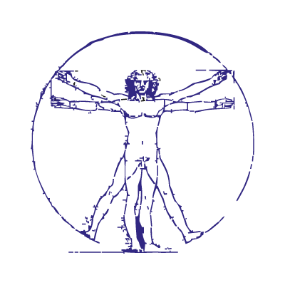 Leonardo da Vinci logo vector