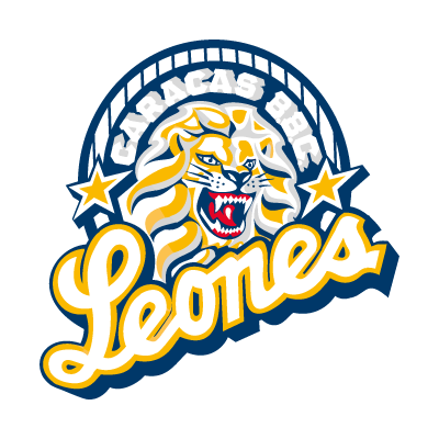 Leones Del Caracas vector logo