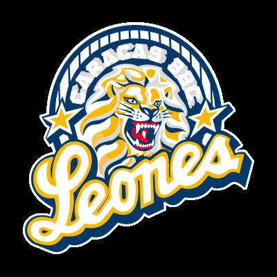 Leones Del Caracas logo vector