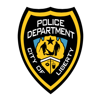 Liberty City Police logo vector
