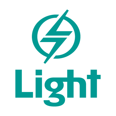 Light Logomarca logo vector
