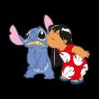 Lilo & Stitch logo vector