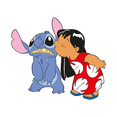 Lilo & Stitch vector