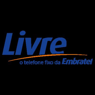 Livre embratel logo vector