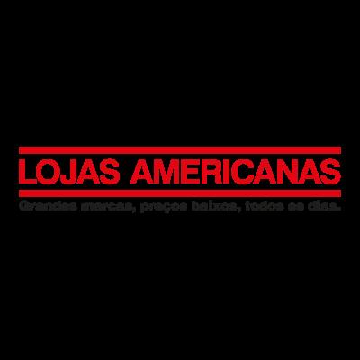 Lojas Americanas logo vector