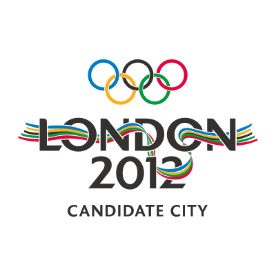London 2012 Olympic logo vector