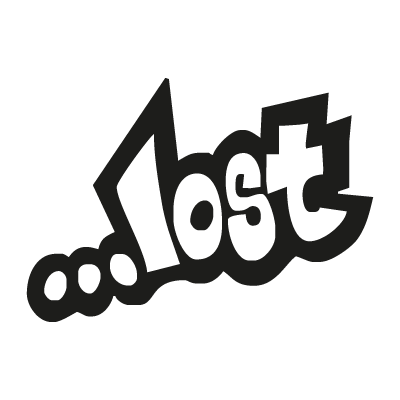 Lost Skate vector logo