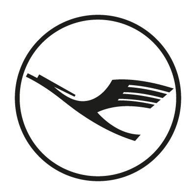 Lufthansa German Airlines logo vector