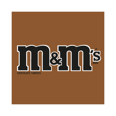 M&M's Chocolate Candies logo vector