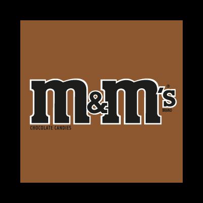 M&M's Chocolate Candies logo vector