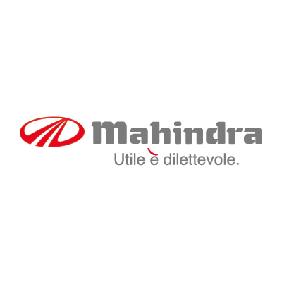 Mahindra Group logo vector