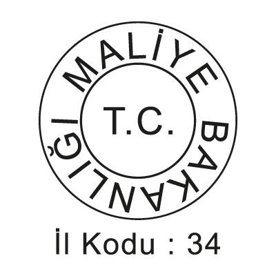 Maliye Bakanligi 34 logo vector