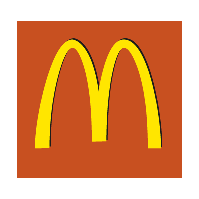 Mc Dolnals logo vector