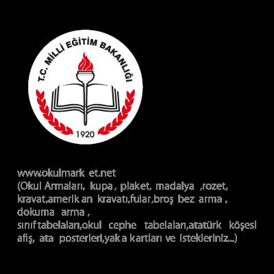 Meb milli egitim logo vector