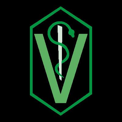 Medicina Veterinaria vector logo