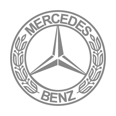 Mercedes-Benz Auto logo vector