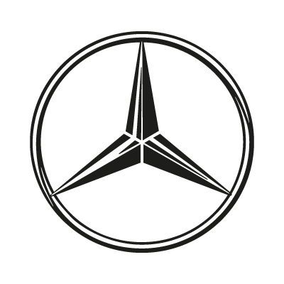 Mercedes-Benz Automotive logo vector
