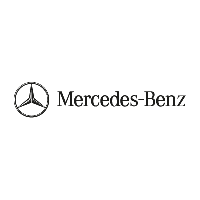 Mercedes-Benz logo vector