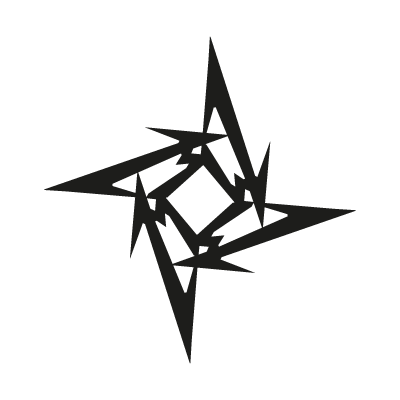 Metallica (band) logo vector