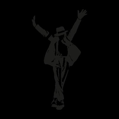 Michael Jackson logo vector