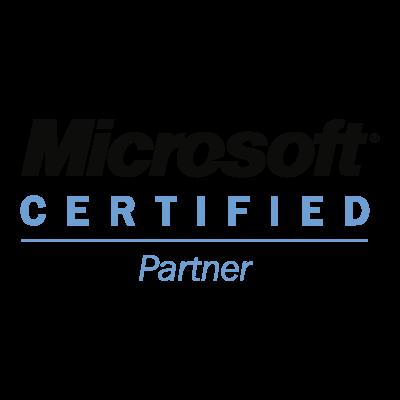 Microsoft Certified Partner (.EPS) vector logo