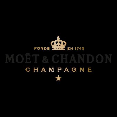 Moet & Chandon (.EPS) vector logo