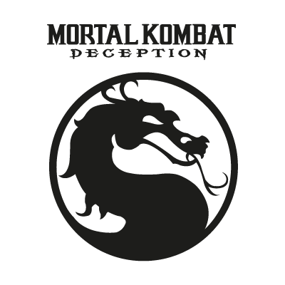 Mortal Kombat Deception logo vector
