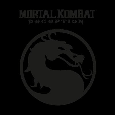 Mortal Kombat Deception logo vector
