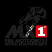 Motocross World Championship vector logo
