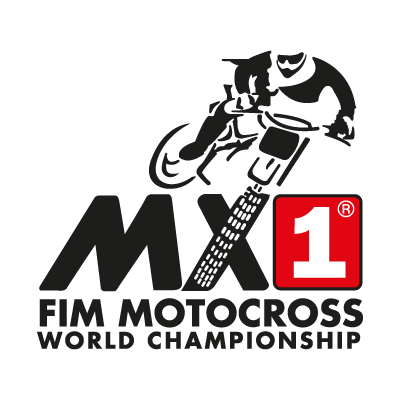 Motocross World Championship logo vector