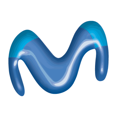 Movistar Azul logo vector