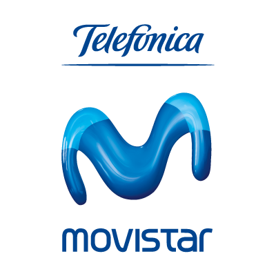 Movistar (.EPS) vector logo free