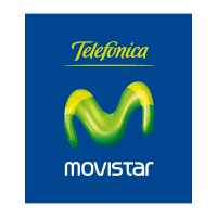 Movistar Telefonica vector logo