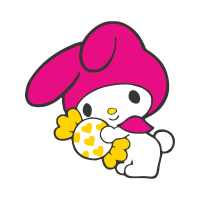 My Melody vector logo