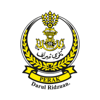 Coat of arms of Perak vector logo
