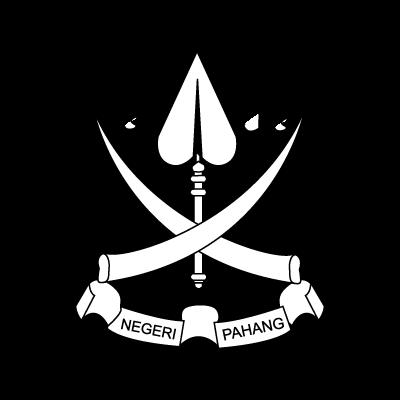 Coat of arms Pahang logo vector