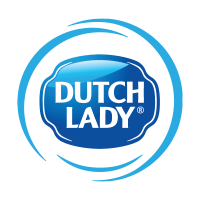 Dutch Lady vector logo