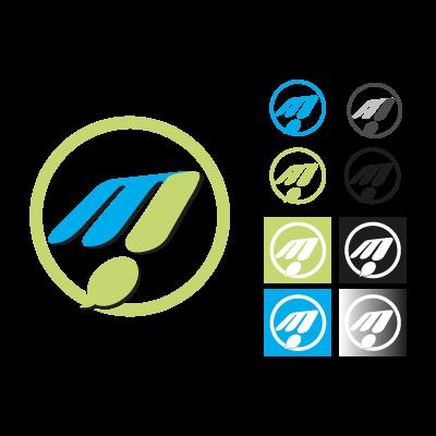 M! Publicidad logo vector