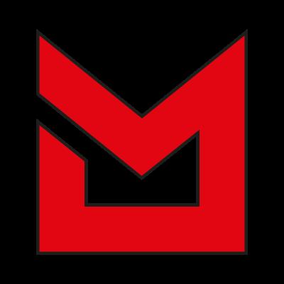 M Romania vector logo